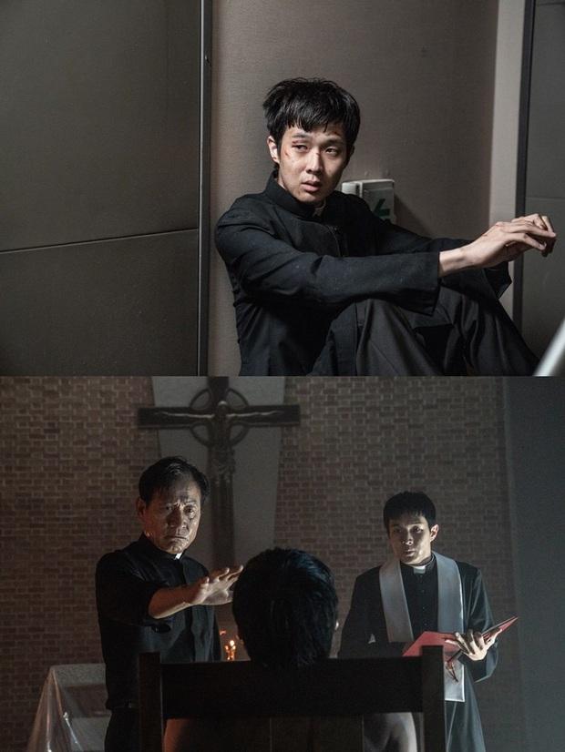 Choi Woo Sik khóc sướt mướt vì thương Park Sae Ro Yi ở Tầng Lớp Itaewon, fan chơi lầy kêu vì hụt cameo nên vậy! - Ảnh 4.