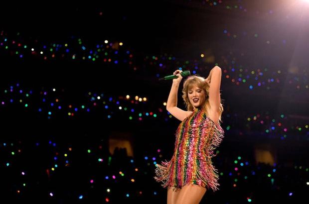 Taylor Swift và 4 năm thoát khỏi drama tai tiếng: Sự nghiệp tưởng bị nhấn chìm, trái lại càng thăng hoa với loạt kỷ lục chỉ Miss Americana mới làm được - Ảnh 8.