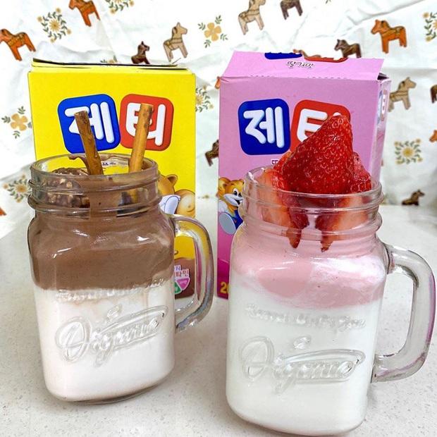 """Tìm ra """"anh em ruột"""" của cafe Dalgona từ Hàn Quốc đang hot trên MXH gần đây, nhưng lại có nguyên liệu chính là… sữa bột trẻ em - Ảnh 3."""