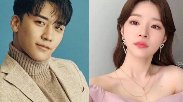 Minh tinh bạn thân của Jisoo (BLACKPINK) có động thái đáng chú ý, lên tiếng trước tin đồn hẹn hò Seungri - Ảnh 2.