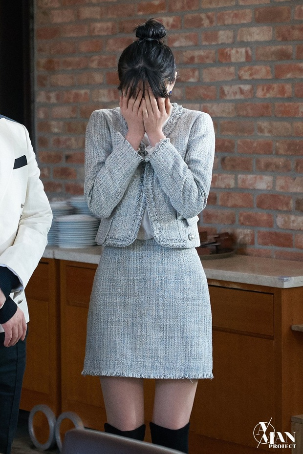 Bộ ảnh nữ phụ gây tranh cãi nhất Itaewon Class ở tập cuối: Visual bị ém bao lâu nay đã bung xoã, sống mũi như muốn đòi mạng fan - Ảnh 15.