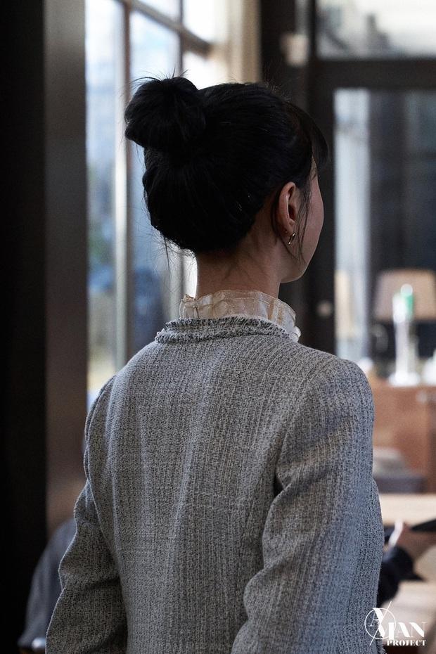 Bộ ảnh nữ phụ gây tranh cãi nhất Itaewon Class ở tập cuối: Visual bị ém bao lâu nay đã bung xoã, sống mũi như muốn đòi mạng fan - Ảnh 14.