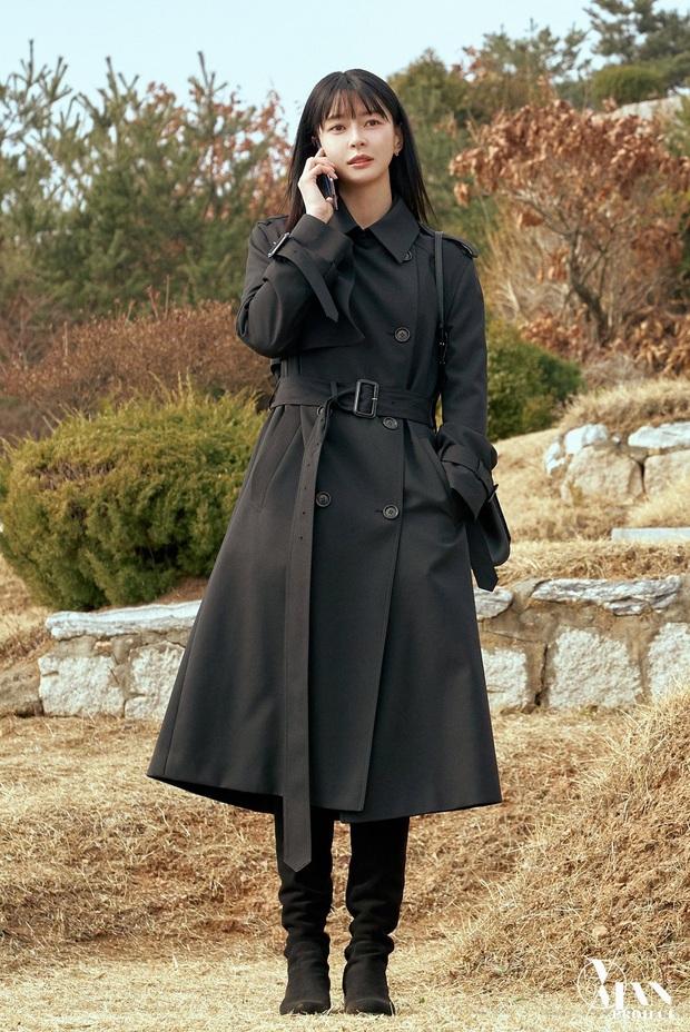Bộ ảnh nữ phụ gây tranh cãi nhất Itaewon Class ở tập cuối: Visual bị ém bao lâu nay đã bung xoã, sống mũi như muốn đòi mạng fan - Ảnh 9.