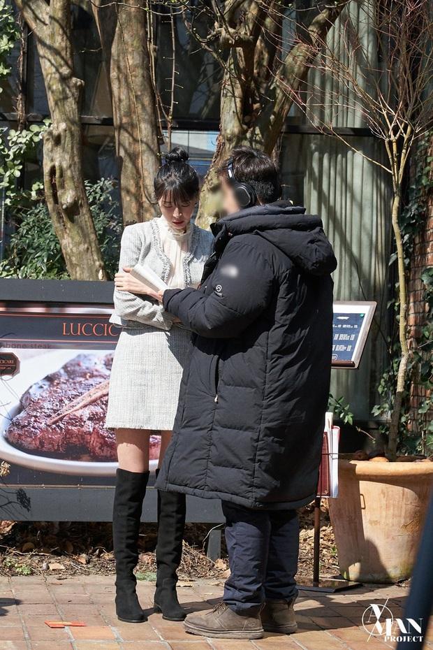 Bộ ảnh nữ phụ gây tranh cãi nhất Itaewon Class ở tập cuối: Visual bị ém bao lâu nay đã bung xoã, sống mũi như muốn đòi mạng fan - Ảnh 6.