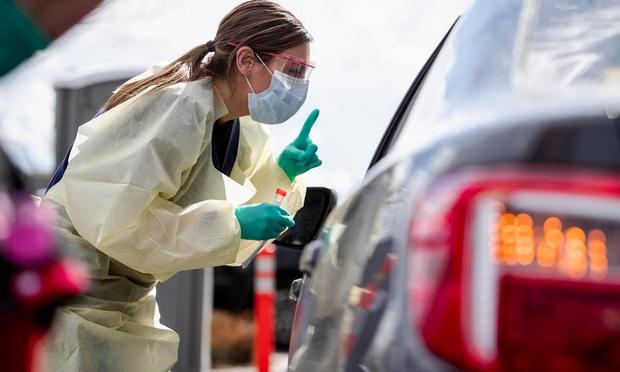 Tăng thêm 28.000 ca nhiễm virus corona sau 1 tuần, Mỹ chính thức là ổ dịch lớn thứ 3 thế giới - Ảnh 3.