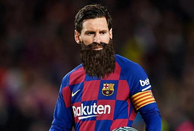 Diện mạo của các sao bóng đá khi mải cách ly mà quên cạo râu: Messi trông cực ngầu nhưng chất nhất thì phải là Ronaldo - Ảnh 4.