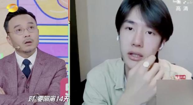 Vương Nhất Bác tiết lộ 14 ngày cách ly tại phim trường: Không được phép ra khỏi cửa, thức ăn được mang tới tận phòng - Ảnh 5.