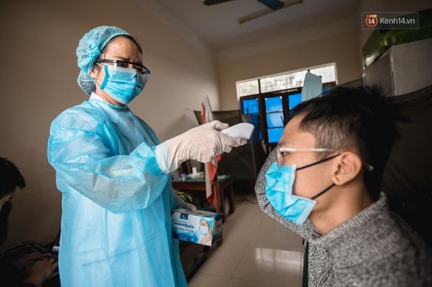 Những chú bộ đội, nhân viên y tế qua ống kính một du học sinh đang cách ly ở Bắc Ninh: Thật hạnh phúc khi được ở đây! - Ảnh 2.