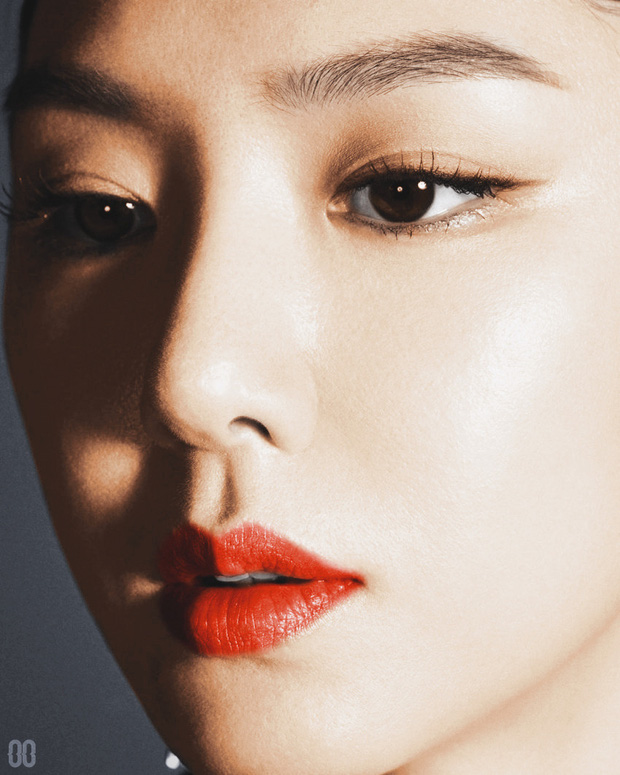 Seo Dan Seo Ji Hye tung ảnh tạp chí chất phát ngất: Đầy khí chất tài phiệt, visual không hổ là đối thủ của Son Ye Jin - Ảnh 3.