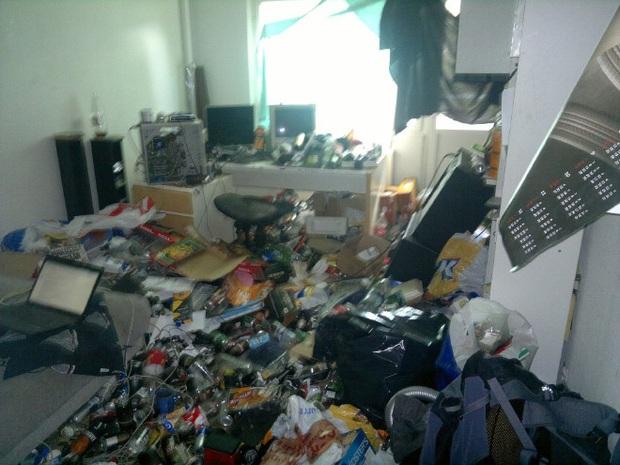 Nếu hội ở bẩn được làm việc tại nhà và đây là... bãi chiến trường của họ - Ảnh 3.
