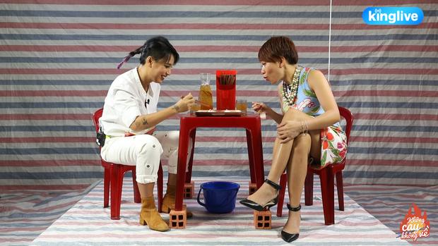 Diva Hà Trần bày tỏ sự yêu thích với Sơn Tùng M-TP, Hoàng Thùy Linh - Ảnh 1.