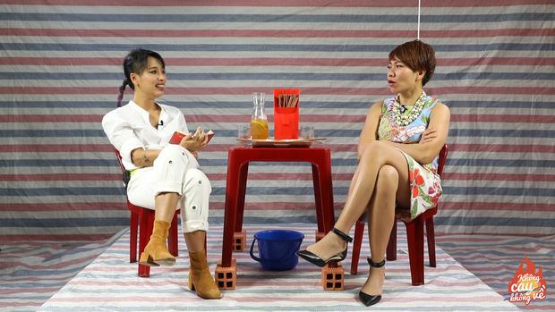 Diva Hà Trần bày tỏ sự yêu thích với Sơn Tùng M-TP, Hoàng Thùy Linh - Ảnh 6.