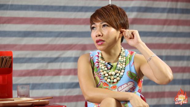Diva Hà Trần bày tỏ sự yêu thích với Sơn Tùng M-TP, Hoàng Thùy Linh - Ảnh 4.