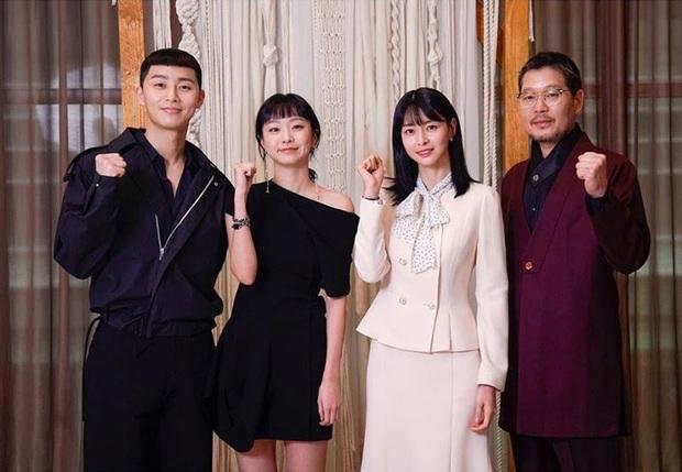 Xếp hạng diễn xuất dàn cast Tầng Lớp Itaewon: Park Seo Joon xuất sắc đấy nhưng không vượt qua được người này - Ảnh 1.