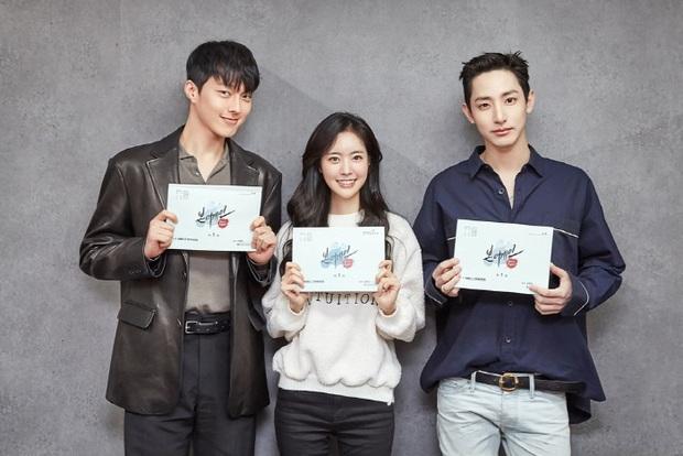 Jang Ki Yong đẹp muốn nội thương ở teaser Born Again, mèn đét ơi phim gì mà toàn cực phẩm nhân gian thế này! - Ảnh 1.
