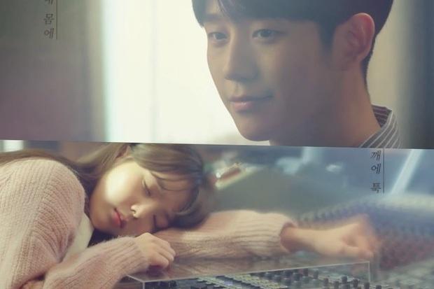 3 lí do để hóng A Piece of Your Mind  - câu chuyện tình đơn phương của phi công trẻ Jung Hae In - Ảnh 2.