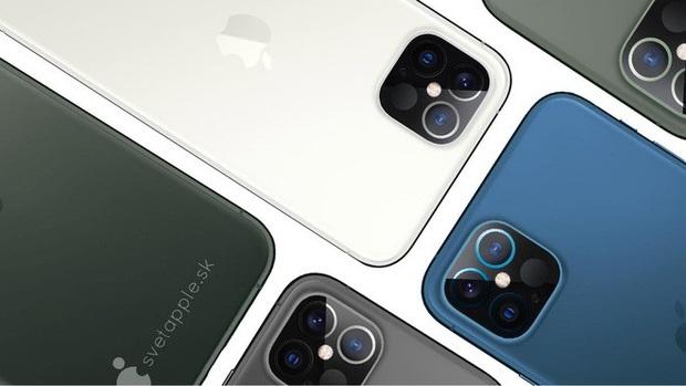 Ngắm thử iPhone 12 với thiết kế camera LiDAR, hóa ra Apple thiết kế hình vuông là có lý do cả - Ảnh 1.