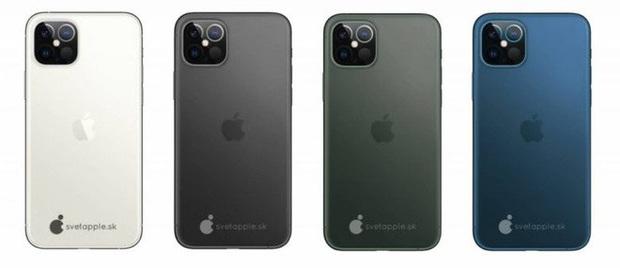 Ngắm thử iPhone 12 với thiết kế camera LiDAR, hóa ra Apple thiết kế hình vuông là có lý do cả - Ảnh 2.