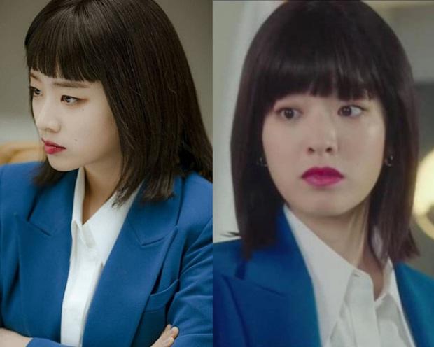 Ngắm các mỹ nhân Itaewon Class chợt nhận ra: Cứ vén tóc là kiểu gì nhan sắc cũng thăng hạng diệu kỳ - Ảnh 1.