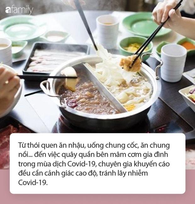 PGS.TS Nguyễn Duy Thịnh: Những lưu ý quan trọng khi ăn uống để phòng chống Covid-19 hiệu quả khi gia đình quây quần bên mâm cơm tại nhà - Ảnh 1.