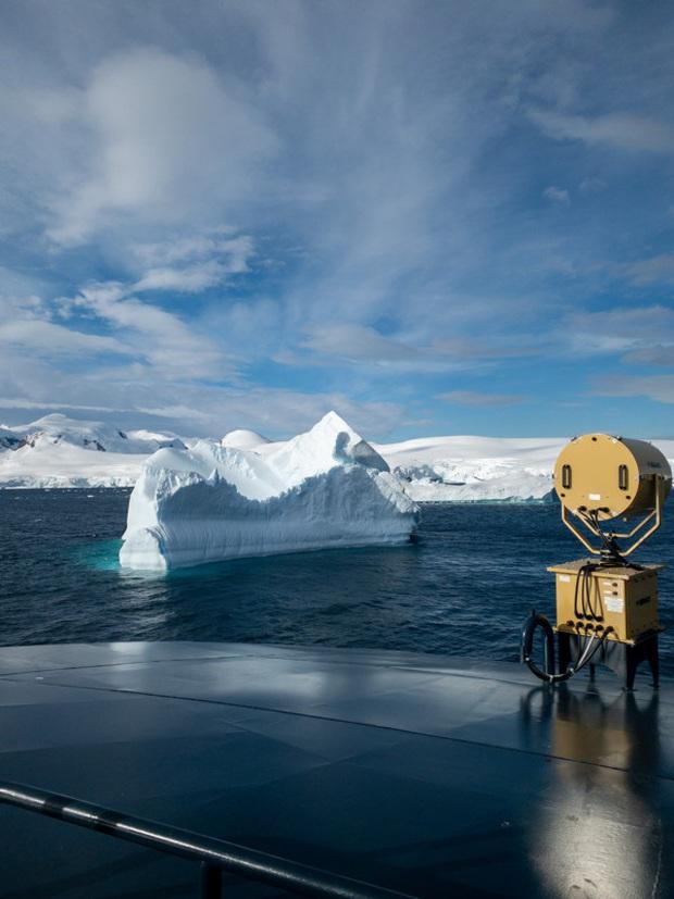 Đi tìm minh chứng về biến đổi khí hậu tại Nam Cực bằng một chiếc iPhone - Ảnh 17.