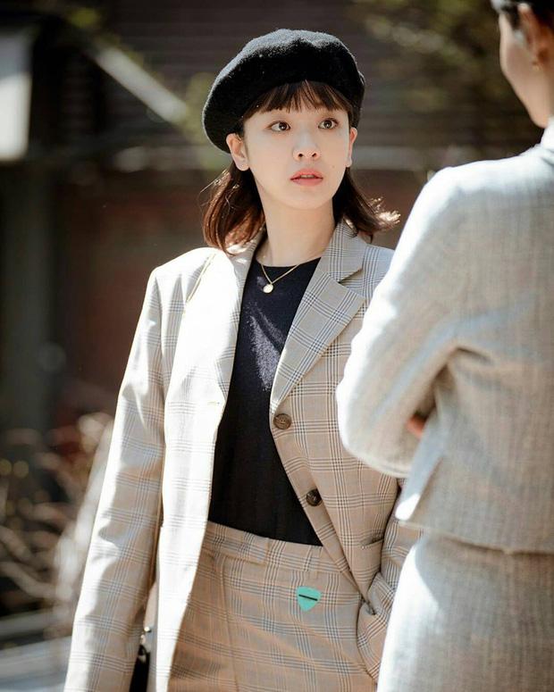 Ngắm các mỹ nhân Itaewon Class chợt nhận ra: Cứ vén tóc là kiểu gì nhan sắc cũng thăng hạng diệu kỳ - Ảnh 3.