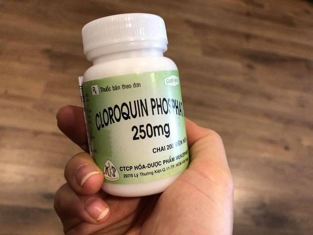 Bộ Y tế: Tuyệt đối không sử dụng thuốc sốt rét để điều trị Covid-19 - Ảnh 1.