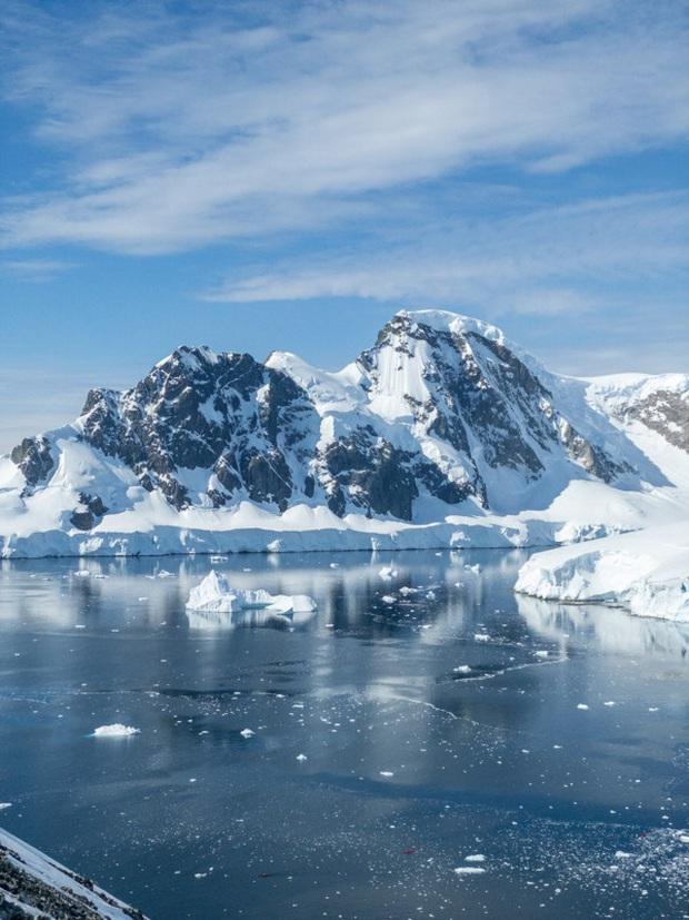 Đi tìm minh chứng về biến đổi khí hậu tại Nam Cực bằng một chiếc iPhone - Ảnh 3.