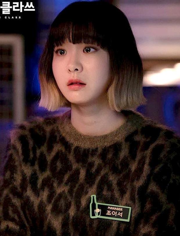 Ngắm các mỹ nhân Itaewon Class chợt nhận ra: Cứ vén tóc là kiểu gì nhan sắc cũng thăng hạng diệu kỳ - Ảnh 4.