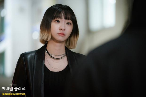 Ngắm các mỹ nhân Itaewon Class chợt nhận ra: Cứ vén tóc là kiểu gì nhan sắc cũng thăng hạng diệu kỳ - Ảnh 5.