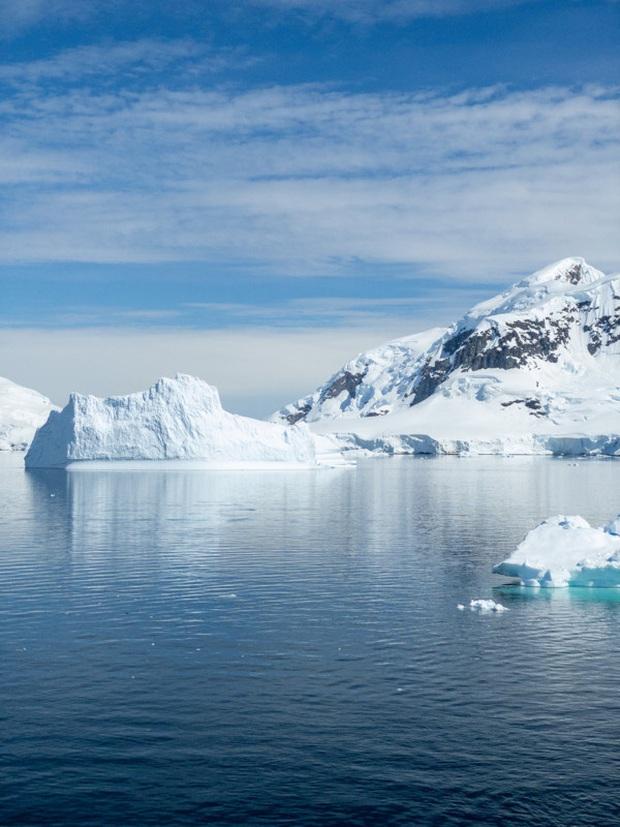 Đi tìm minh chứng về biến đổi khí hậu tại Nam Cực bằng một chiếc iPhone - Ảnh 5.