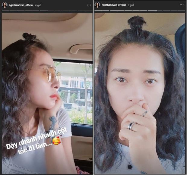 Hoàng Thùy Linh và Ngô Thanh Vân đều chọn kiểu tóc hack tuổi đơn giản mà xinh ai cũng có thể học theo - Ảnh 6.