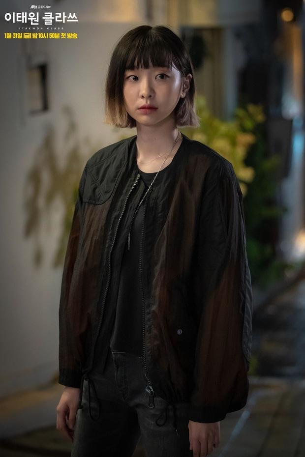 Ngắm các mỹ nhân Itaewon Class chợt nhận ra: Cứ vén tóc là kiểu gì nhan sắc cũng thăng hạng diệu kỳ - Ảnh 8.