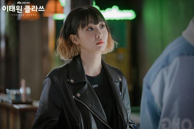 Ngắm các mỹ nhân Itaewon Class chợt nhận ra: Cứ vén tóc là kiểu gì nhan sắc cũng thăng hạng diệu kỳ - Ảnh 9.