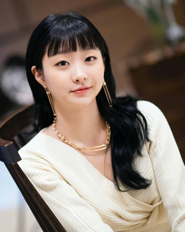 Ngắm các mỹ nhân Itaewon Class chợt nhận ra: Cứ vén tóc là kiểu gì nhan sắc cũng thăng hạng diệu kỳ - Ảnh 10.