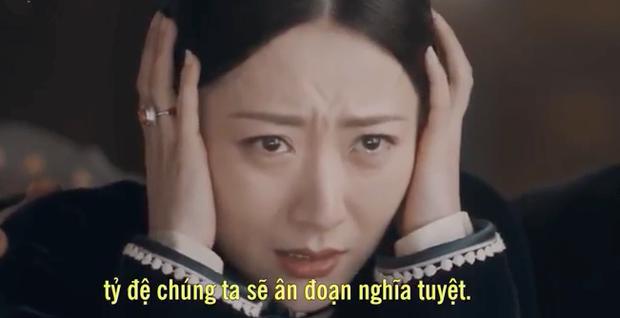 Cười quỳ xem bạn trai của Huỳnh Hiểu Minh (Bên Tóc Mai Không Phải Hải Đường Hồng) hát hay như chửi - Ảnh 9.