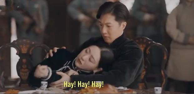 Cười quỳ xem bạn trai của Huỳnh Hiểu Minh (Bên Tóc Mai Không Phải Hải Đường Hồng) hát hay như chửi - Ảnh 10.