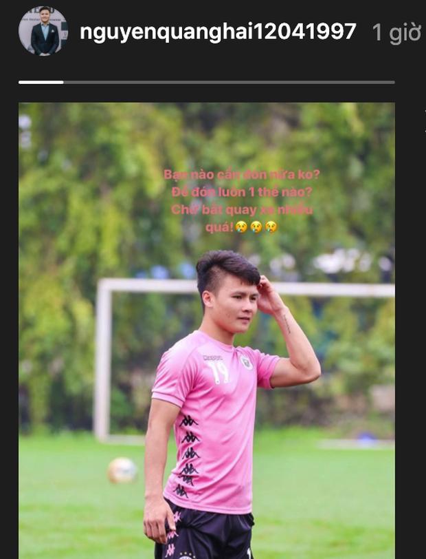 Hải, quay xe bỗng dưng hot trên mạng, tiền vệ Quang Hải của tuyển Việt Nam liên tục bị réo tên hài hước - Ảnh 4.