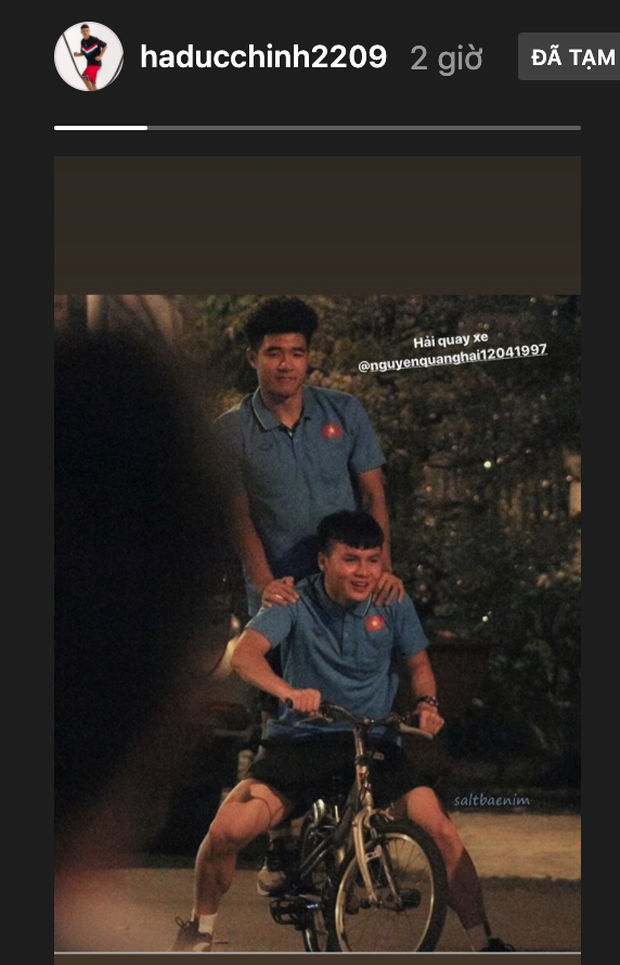 Hải, quay xe bỗng dưng hot trên mạng, tiền vệ Quang Hải của tuyển Việt Nam liên tục bị réo tên hài hước - Ảnh 2.