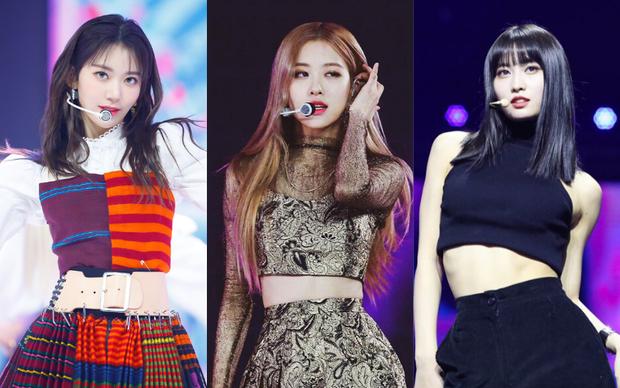 """Netizen chọn ra những """"biểu tượng girlcrush"""": Bản sao """"nữ hoàng băng giá"""" góp mặt, visual IZ*ONE lọt top dù chưa từng thử sức, ủa nhưng BLACKPINK đâu? - Ảnh 1."""