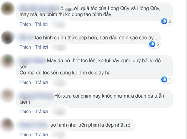 MXH được phen cười ná thở vì tạo hình cải lương của Lưu Thi Thi 10 năm về trước: May cho chị là lên phim không dùng đấy! - Ảnh 5.