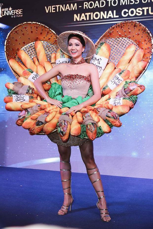 Nhân ngày bánh mì được vinh danh, HHen Niê hé lộ chuyện đằng sau Quốc phục gây bão ở Miss Universe 2018 - Ảnh 6.