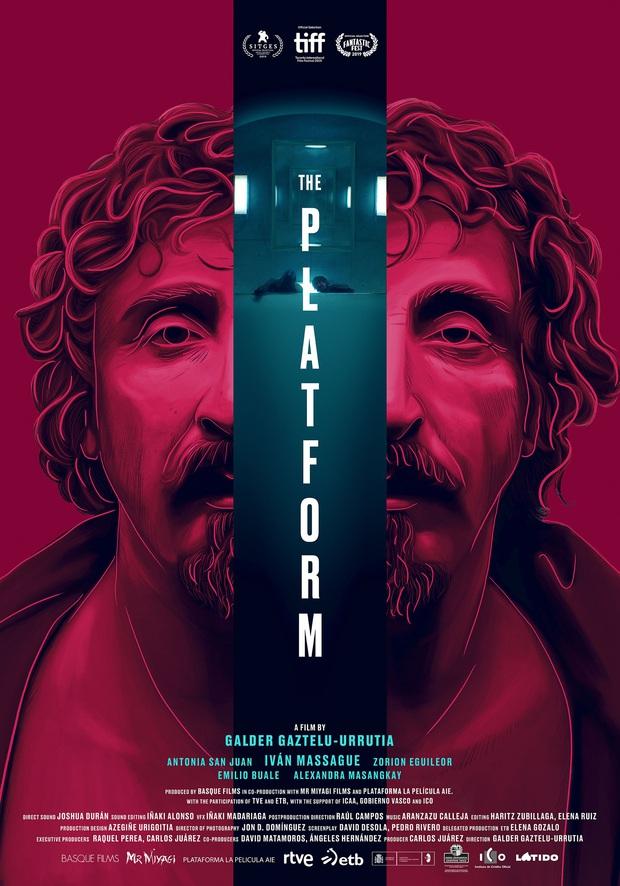 The Platform: Pha châm biếm hoàn hảo về thói hư giành giật đồ ăn của con người, phim kinh dị đáng xem nhất lúc này - Ảnh 2.
