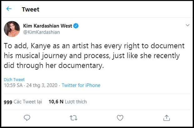Không phải Kanye West, Kim Kardashian và hội chị em mới là người đáp trả Taylor Swift gay gắt, vẫn buộc tội cô là kẻ dối trá, bóp méo sự thật? - Ảnh 7.