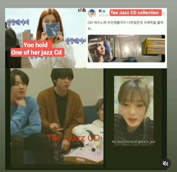 Soi 1001 bằng chứng V (BTS) và Kim Yoo Jung hẹn hò: Đồ đôi, sở thích trùng hợp đến lạ và những lần tương tác quá đáng ngờ - Ảnh 10.