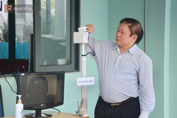 Đại học Đà Nẵng sáng chế, đưa vào sử dụng thiết bị đo thân nhiệt từ xa nhằm ngăn ngừa dịch Covid-19 - Ảnh 4.