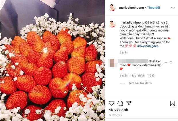 Chỉ một chi tiết nhỏ, Hoa hậu Diễm Hương bị nghi có tình mới sau hàng loạt đồn đoán đã ly hôn lần 2 - Ảnh 4.