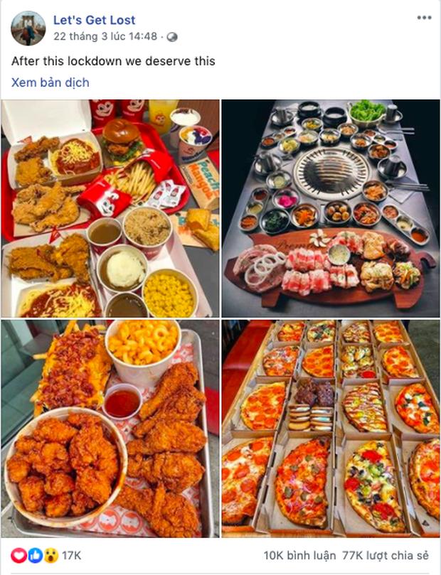 """Những bức ảnh đồ ăn viral nhất mạng xã hội trong mùa """"cách li tại nhà"""", có tấm đạt gần 360k chia sẻ vì quá độc lạ - Ảnh 9."""