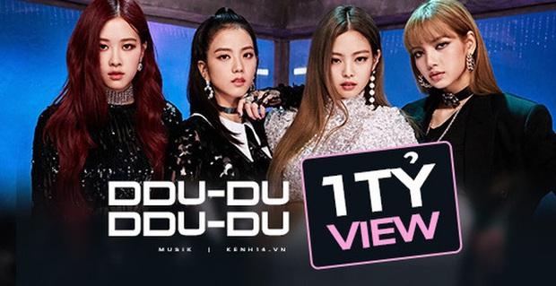 Chớp mắt DDU-DU DDU-DU đã nhanh chóng lên con số 1,1 tỷ view còn BLACKPINK chờ mãi mãi vẫn chưa thấy ngày comeback - Ảnh 4.