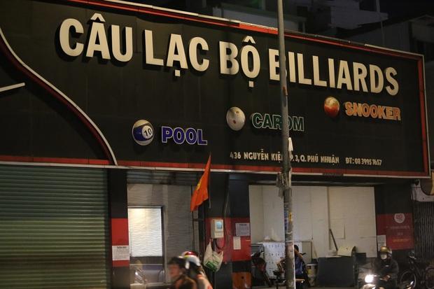 Nhà hàng, phòng gym, salon tóc, quán nhậu,... ở Sài Gòn đồng loạt đóng cửa theo chỉ thị để phòng dịch Covid-19 - Ảnh 8.